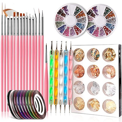 Teenitor Nail Pen Designer
