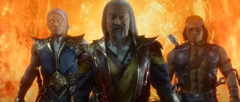 Shang Tsung Mortal Kombat 11 Aftermath