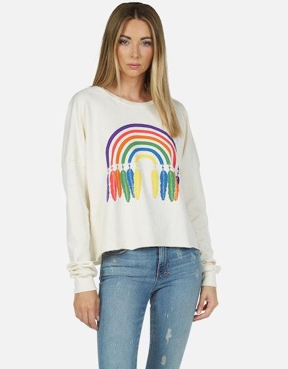 Lee Dream Rainbow Sweatshirt