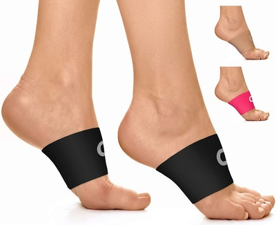 Crucial Compression Arch Support Sleeves