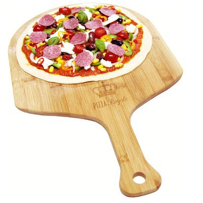 Pizza Royale Ethically Sourced Bamboo Pizza Peel