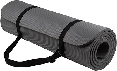 BalanceFrom GoYoga Anti-Tear Exercise Yoga Mat
