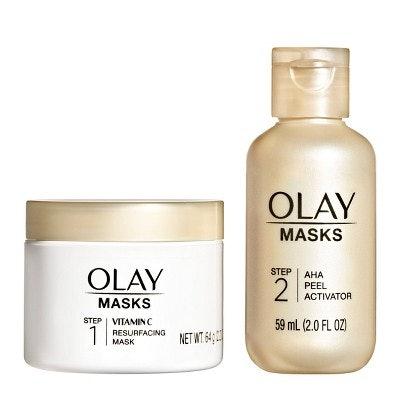 Olay Masks Vitamin C + AHA Resurfacing Peel