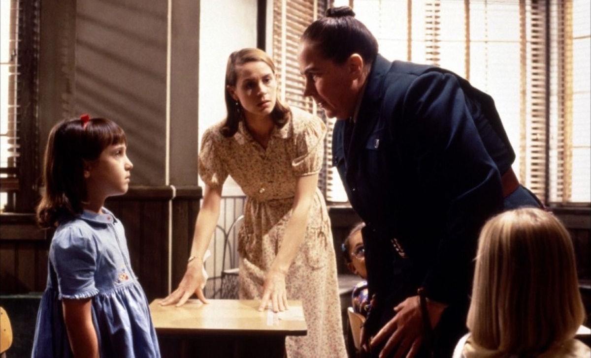 Netflix's upcoming 'Matilda' movie will star Ralph Fiennes as Miss Trunchbull.