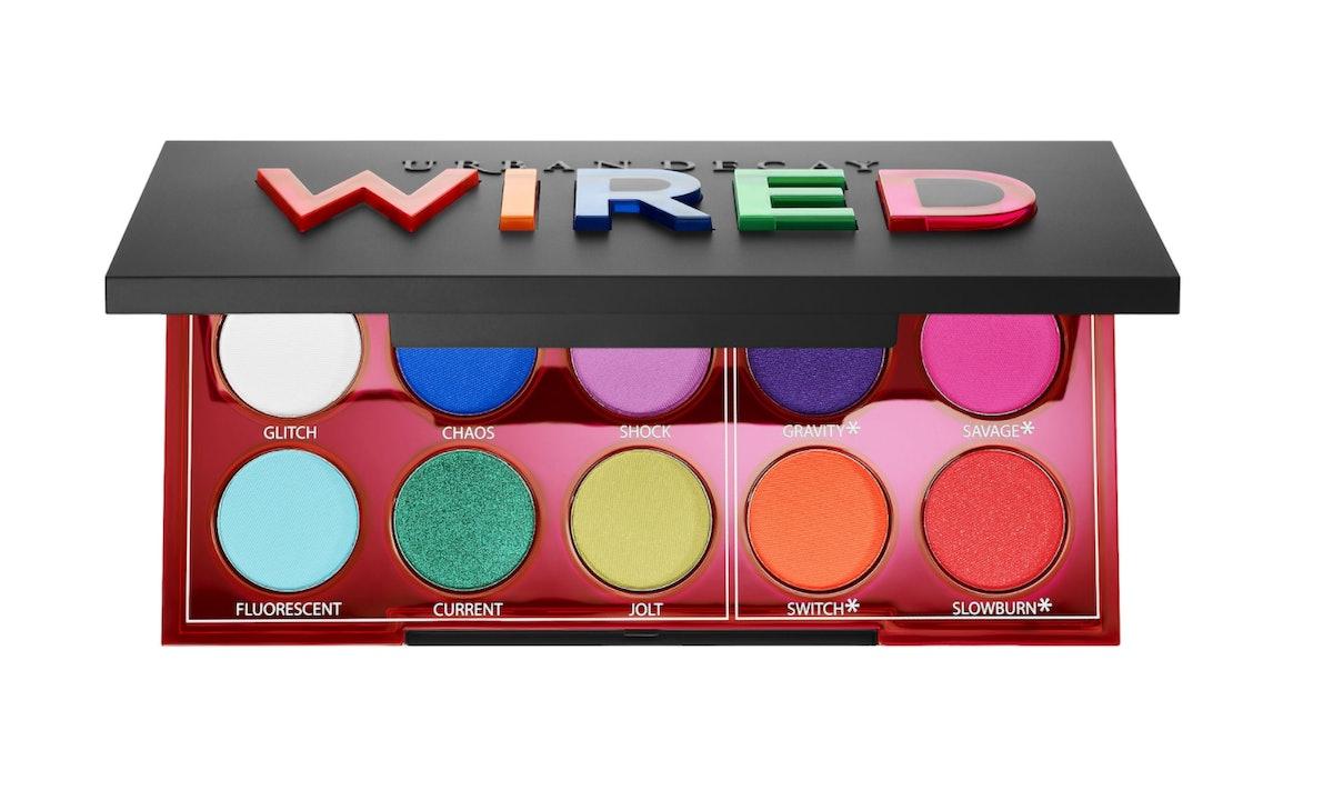 Wired Pressed Pigment Palette