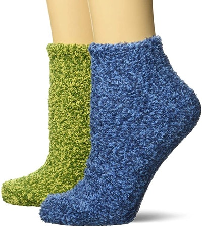 Dr. Scholl's Soothing Lavender + Vitamin E Socks (2-Pack)