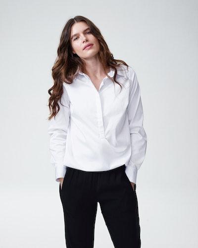 Elbe Shirt - White