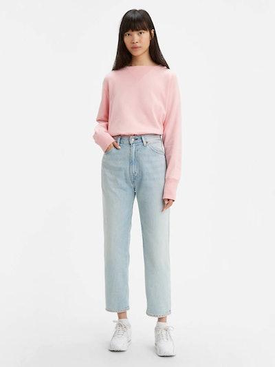 701 Crop Taper Women's Jeans