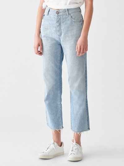 Jerry High Rise Vintage Straight