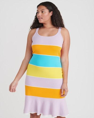 Tanya Taylor Noreen Knit Dress