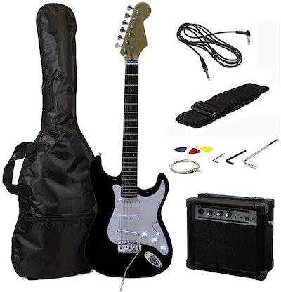 RockJam Electric Guitar Bundle