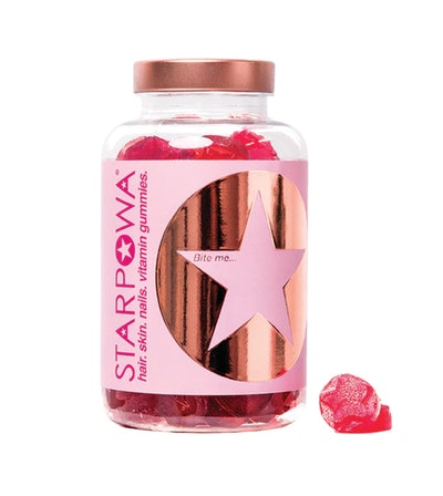 Starpowa Hair, Skin and Nail 60 Gummies