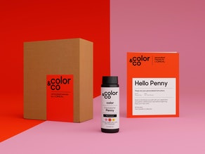 Color & Co. At-home Hair Color Subscription