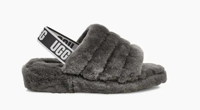 Fluff Yeah Slide in Charcoal