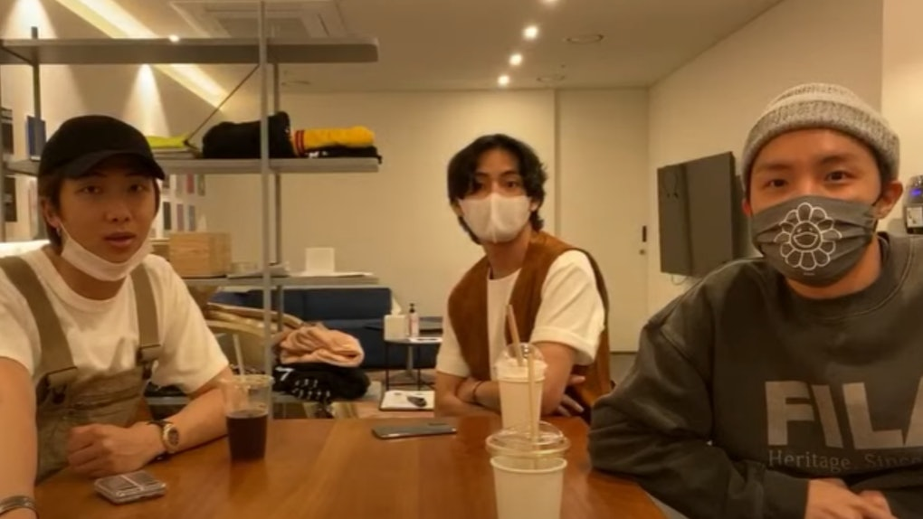 V, RM, and J-Hope's quotes about BTS' new album visuals have ARMYs really excited about what's to come.