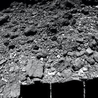 Video shows the moment Japan's spacecraft lands on asteroid Ryugu in stunning detail