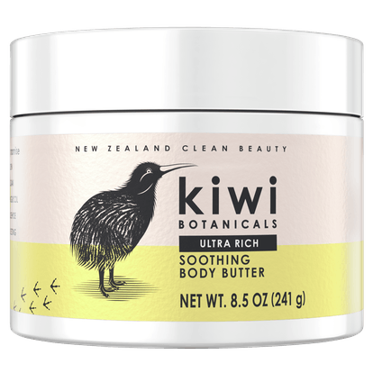 Soothing Body Butter with Manuka Honey & Chamomile for Stressed Skin