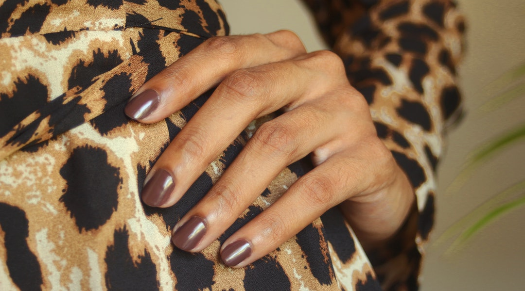 Lights Lacquer's new YNBB collection on hand.