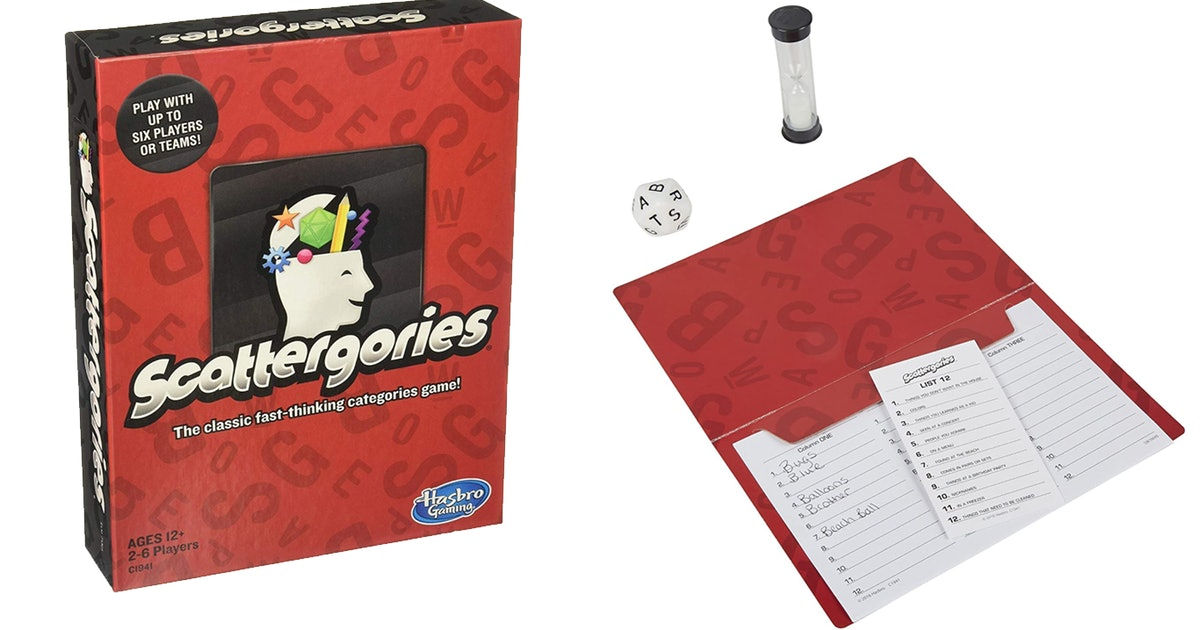 How To Play Scattergories On Zoom With Your Friends
