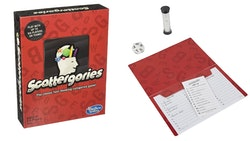 Board games like Scattergories are available online to play with friends on your next Zoom call.