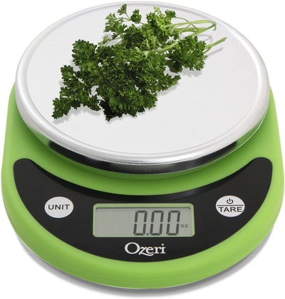 Ozeri Digital Multifunctional Food Scale