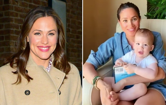Jennifer Garner thanked Meghan Markle in a post after she was criticized for her video with Archie.