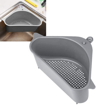 INTOLIVES Corner Sink Strainer