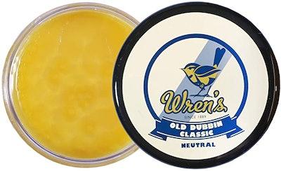 Wren's Since 1889 Waterproofing Shoe Wax