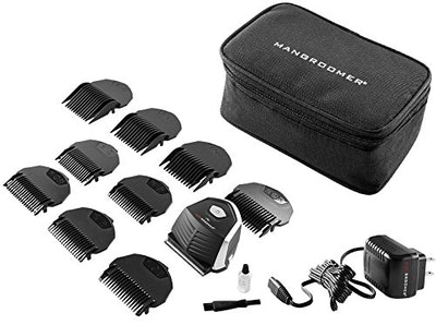 ManGroomer - Ultimate Pro Self-Haircut Kit
