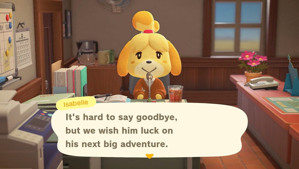 Animal Crossing New Horizons Getting Rid Of Unwanted Villagers