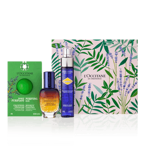 L'Occitane Reset Energizing Collection