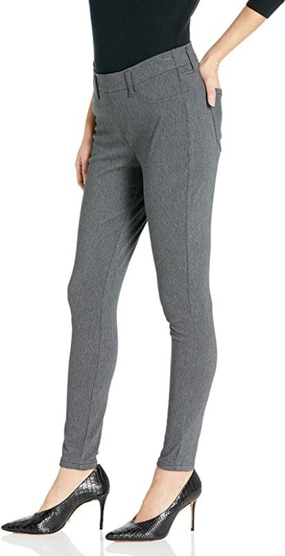 Amazon Essentials Women's Skinny Stretch Pull-On Knit Jegging