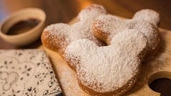 Disney shared its Mickey Mouse beignet recipe for you to bake at home.