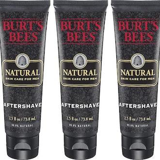 Burt's Bees Natural Skin Care for Men (3-Pack)