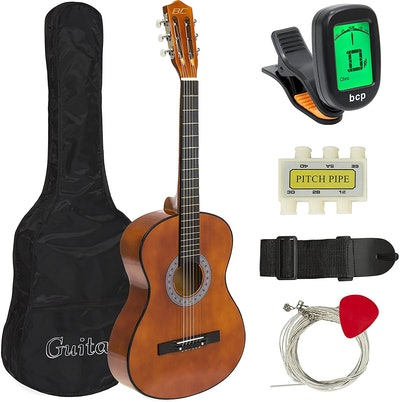 Best Choice Products Beginner Acoustic Guitar Kit