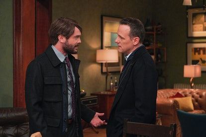 Charlie Weber as Frank Delfino & Tom Verica as Sam Keating in 'HTGAWM'