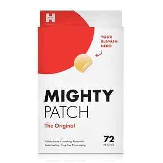 Roll over image to zoom in Mighty Patch Original - Hydrocolloid Acne Pimple Patch Spot Treatment