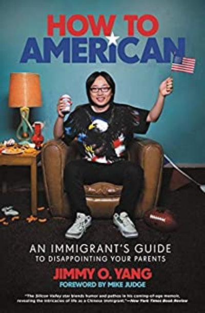 How To American by Jimmy Wang