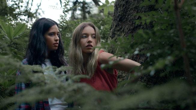 Sydney Sweeney and Otmara Marrero in 'Clementine.'