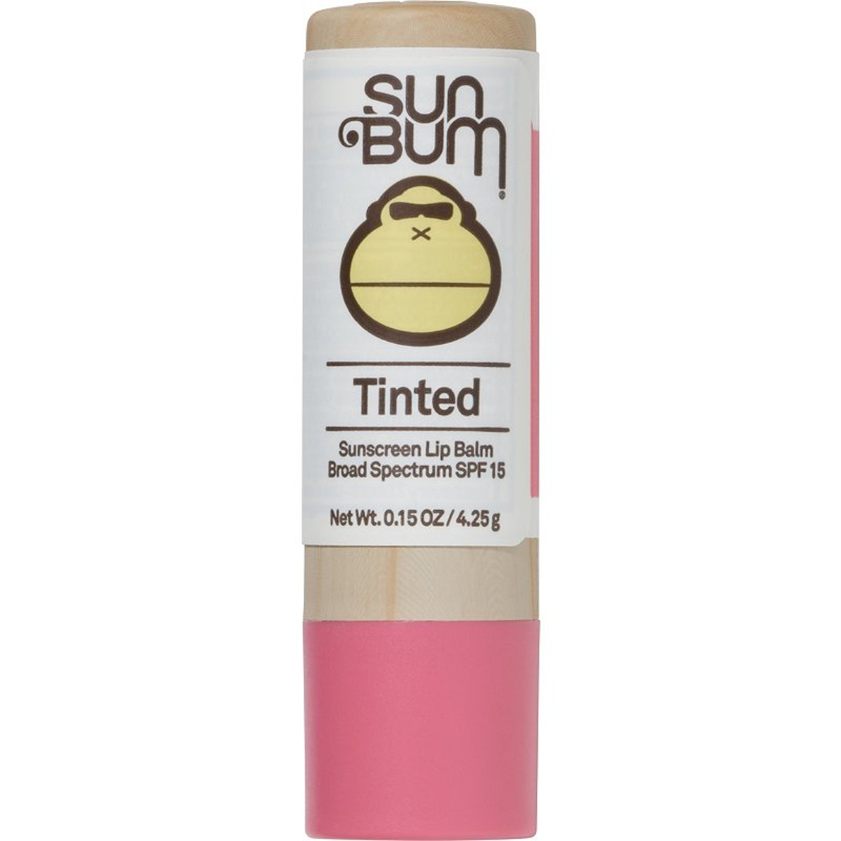 Tinted Lip Balm SPF 15 in Sunset Cove