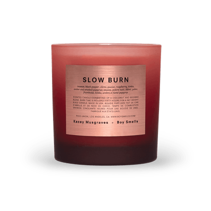 Slow Burn Candle