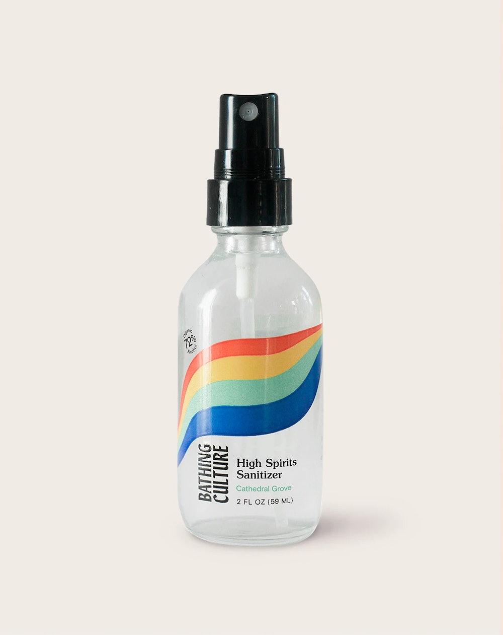 High Spirits Sanitizer