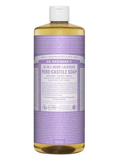 Dr Bronner's Lavender Pure-Castile Liquid Soap