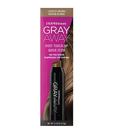 Everpro Gray Away Root Touchup Up Quick Stick
