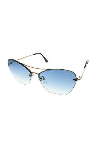 Annabel FT0507 Cat-Eye Womens Sunglasses