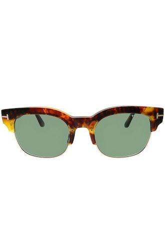 Harry FT0597 Square Unisex Sunglasses