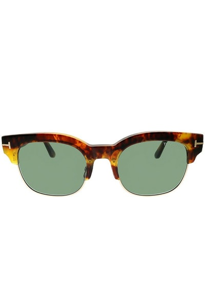 Harry FT0597 Square Unisex Sunglasses