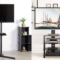 The 6 Best Tall TV Stands
