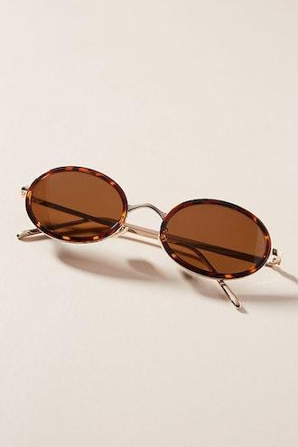 Orbital Round Sunglasses
