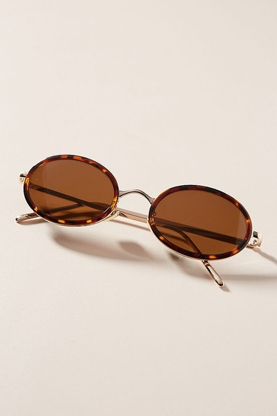 Orbital Round Sunglasses